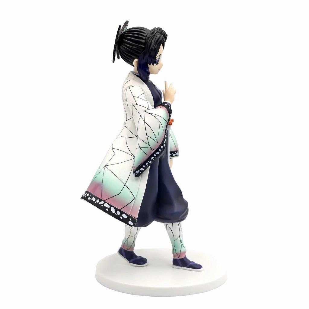 ✐✓✆Demon Slayer Blade Standing Posture Butterfly Ninja Figure Model Decoration