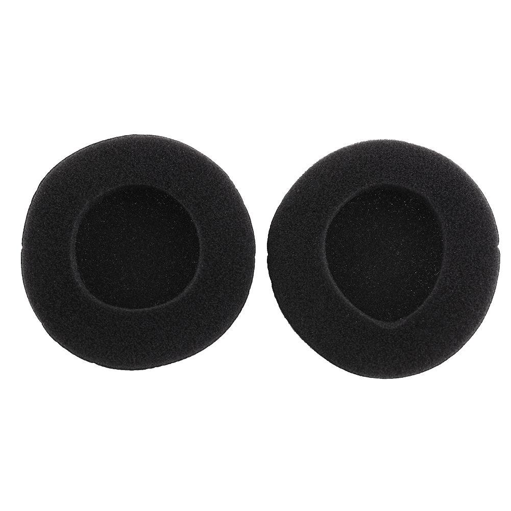 """8Pcs 4 pairs 55mm 2.15/"""" Headset Headphone Soft Foam Sponge Ear Pads Earbud"""
