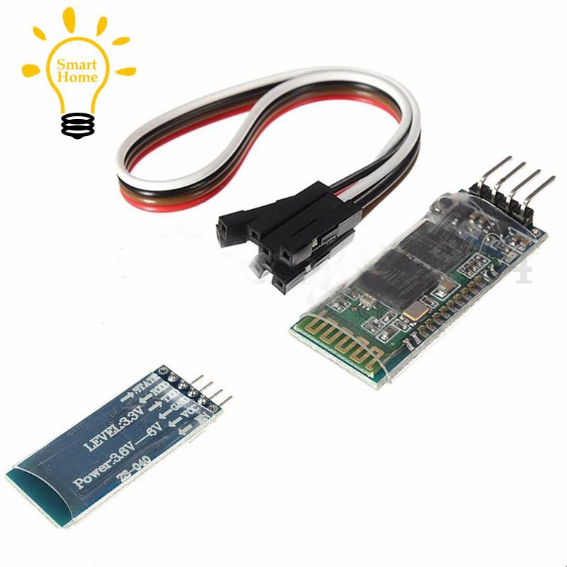 Module Bluetooth RF transceiver HC-06 4pin serial wireless Arduino DIY