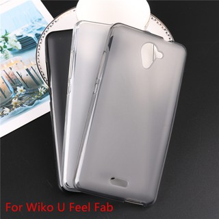 Review Wiko U Feel FAB TPU เคส