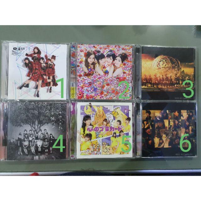 CD+DVD AKB48 สินค้ามือสอง #AKB48