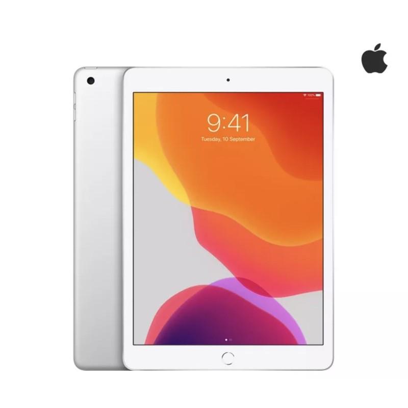 iPad  Gen7  32 GB / WIFI+Cellular(ใส่ซิมได้)มือสองแท้ใหม่ แถมฟรีเคสใส #มีรอยแค่มุมบนจุดเดียว