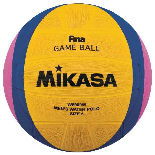 Yellow//Black Molten Waterpolo Ball One Size