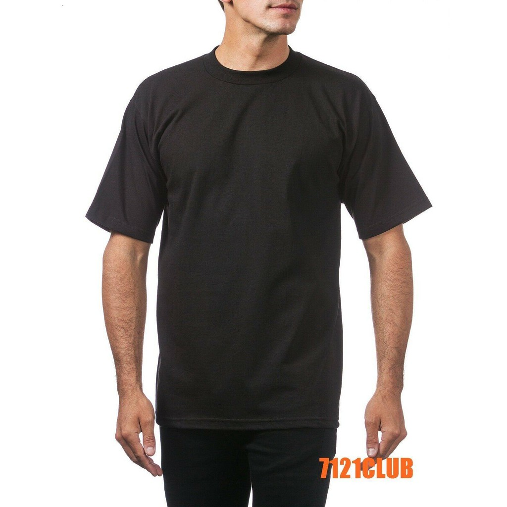 ✚MXC Gildan 100% Cotton T-shirt Pro Club Heavyweight Proclub Plain Crewneck Short Sleeve Tee Sports bodybuilding crossf