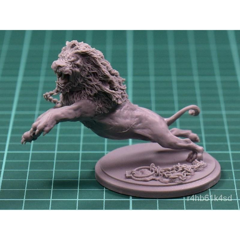 Resin Figure Kit ARENA REX Leo Lion Animal Unainted Garage Kit Figure#¥%¥# fD5K
