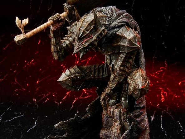 GK Garage Resin Figure 1/8 Berserk Guts Unpainted Model Kit