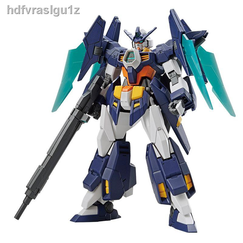 ﹉♠✻Bandai Gundam Assembled Model HG HGBD: R Shaper RE Second Season TRY AGE Magnum