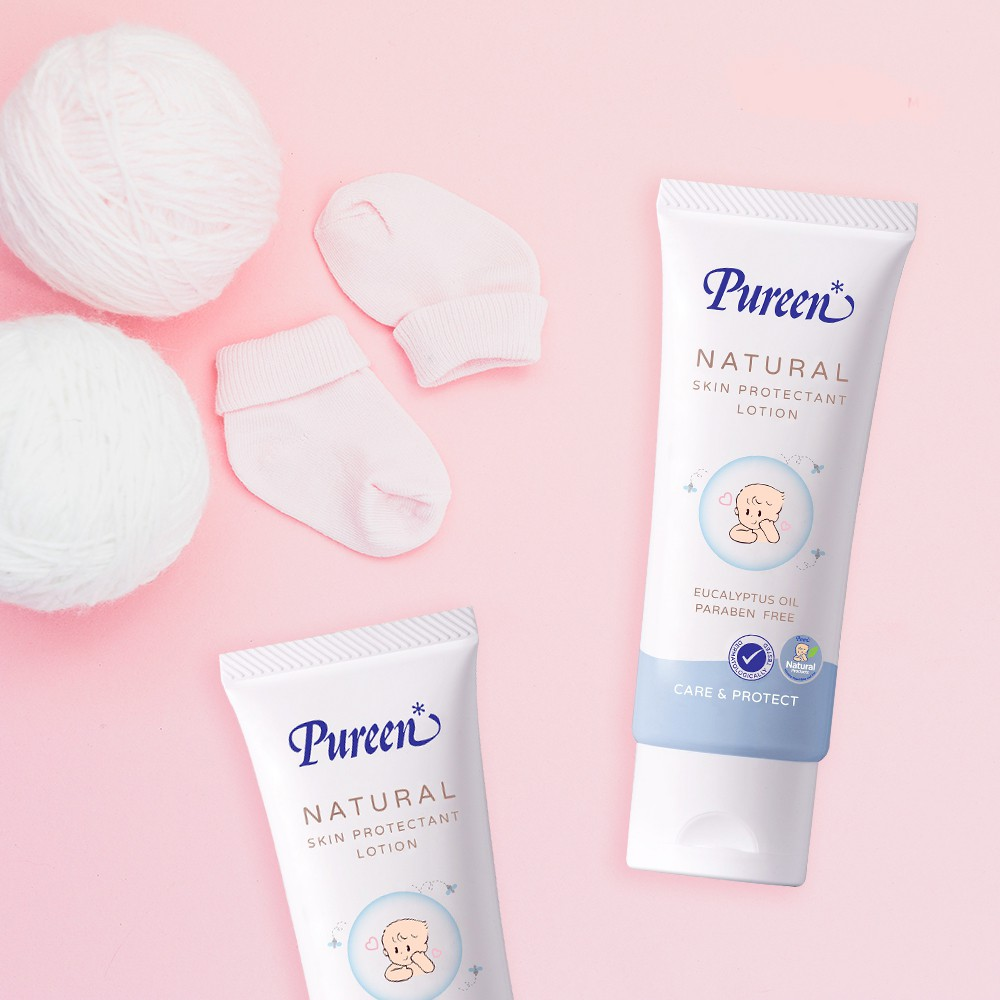 natural skin lotion