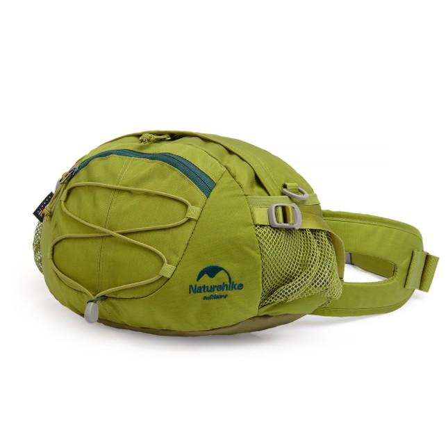 NATURE HIKE 8L WAIST BAG (OLIVE GREEN)