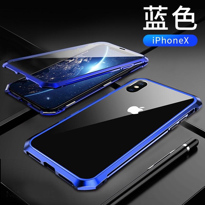เคสโทรศัพท์มือถือแบบใสสองด้านสําหรับ Apple Iphone11 11promax 11pro Max