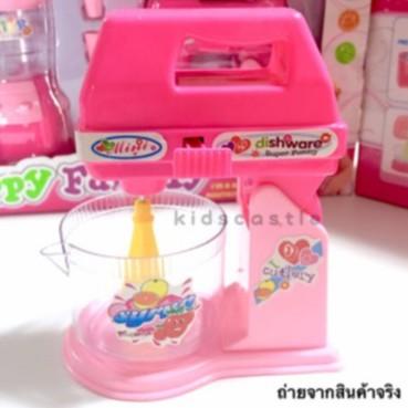 ชุดเครื่องตีไข่ ของเล่นเด็ก  และ เครื่องทำกาแฟสุดน่ารัก