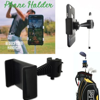 CDD❥Universal Selfie Golf Club Practice Records Accessories Phone Holder Golf Training Assistant Equipment