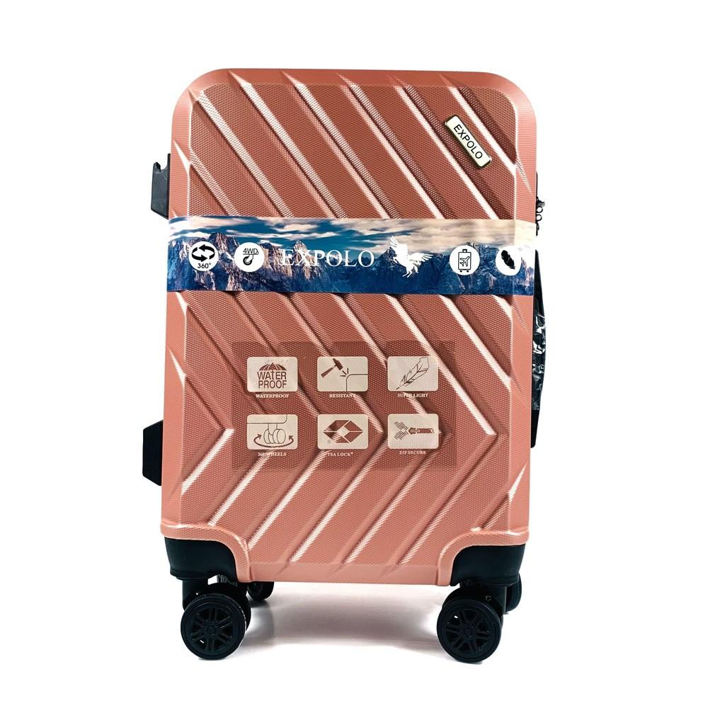 กระเป๋าเดินทาง รุ่น 206 กระเป๋าเดินทาง 24 นิ้ว กระเป๋าเดินทางล้อลาก
