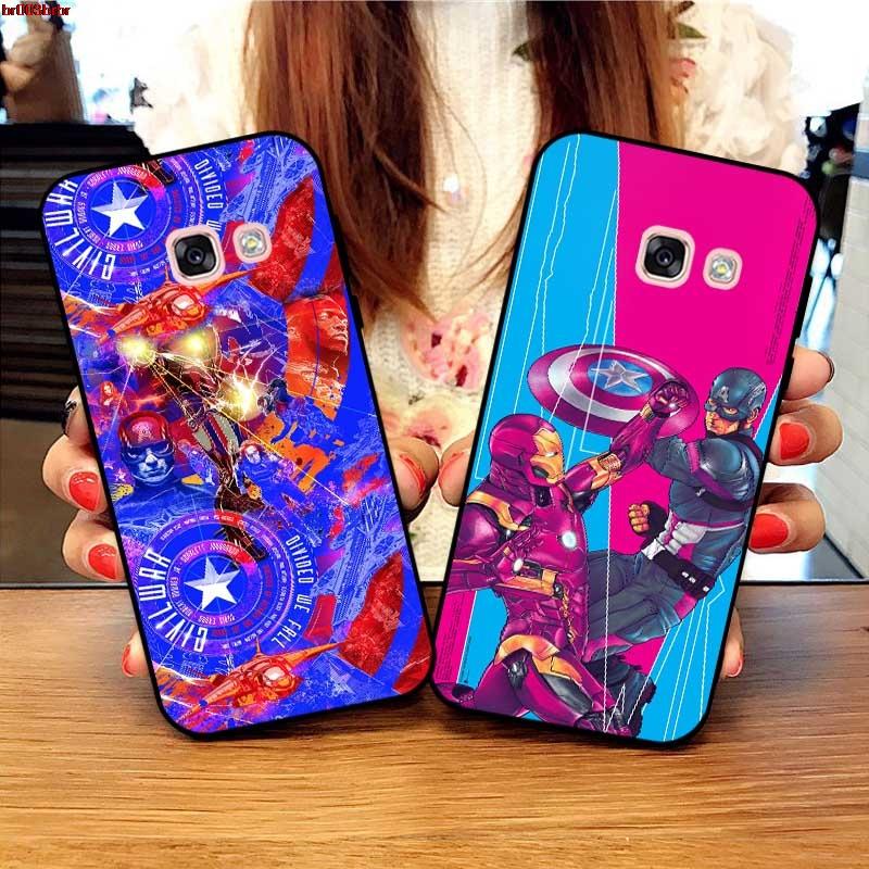 Samsung A3 A5 A6 A7 A8 A9 Pro Star Plus 2015 2016 2017 2018 HMWRO Pattern-2 Silicon Case Cover