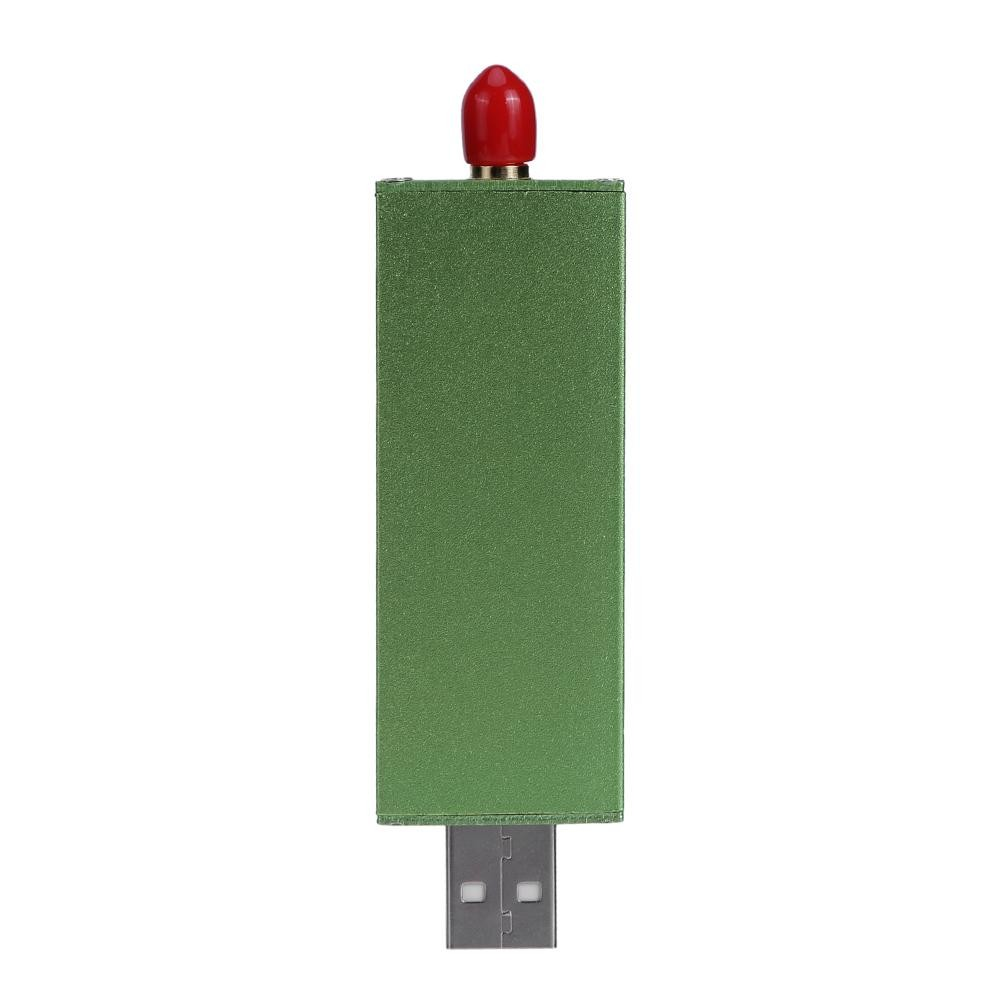 Sale ❤Hot New❤Premium USB RTL-SDR w/ 0 5PPM TCXO Metal Case SMA