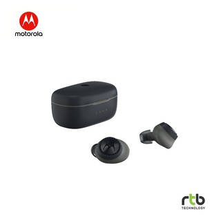 Motorola Vervebuds 200 True Wireless Sport Earbuds With Neckstrap - Back