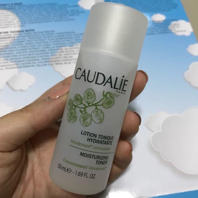 CAUDALIE มีให้เลือกทรีตเม้นต์โลชั่นและโทนเนอร์ 50ml. ของใหม่ ของแท้  พร้อมส่งค่ะ 😘✨ | Shopee Thailand