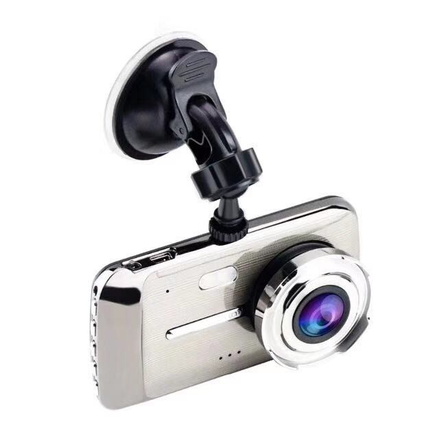 "2.7/"" Full HD 1080P Car DVR Camera Video Recorder Dash Cam G-Sensor Dual Lens VP"