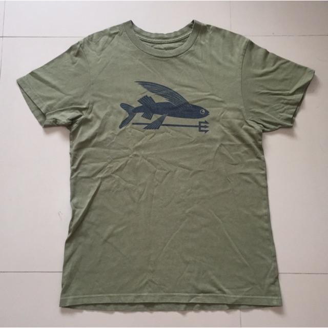 เสื้อยืด patagonia แท้