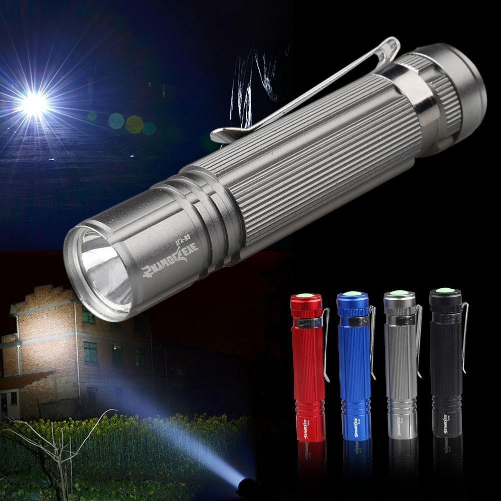 ปากกาไฟฉาย Led พร้อมคลิปหนีบสําหรับหมอ Aaa Battery Fenix Led