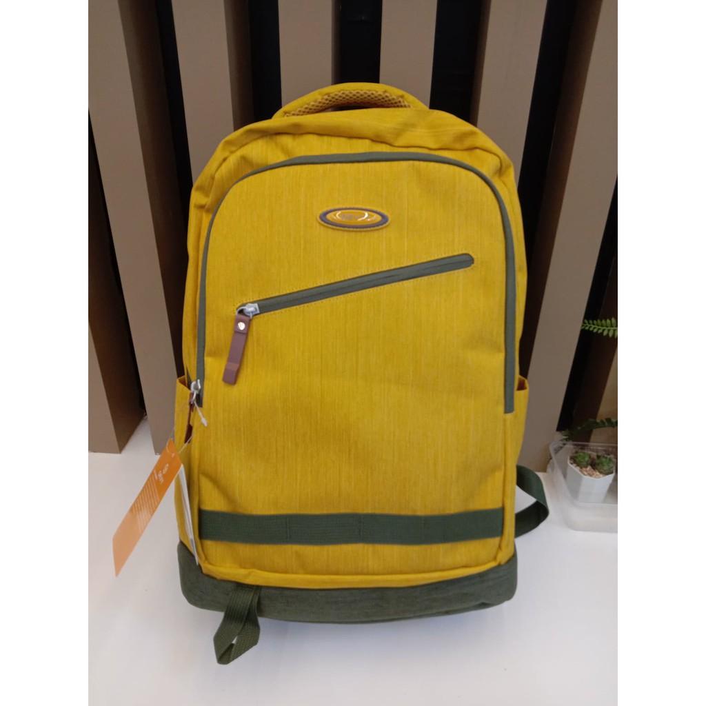 กระเป๋าเป้ DEVY สีเหลือง