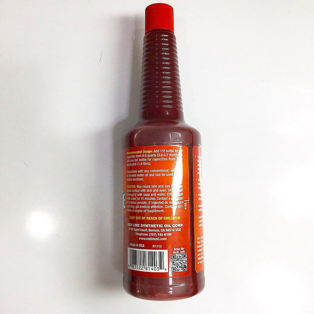 [ ใส่โค้ด NEWKPT ลด 100 บาท สำหรับลูกค้าใหม่ ]Red Line Engine Oil Break-In  Additive หัวเชื้อน้ำมันเครื่อง