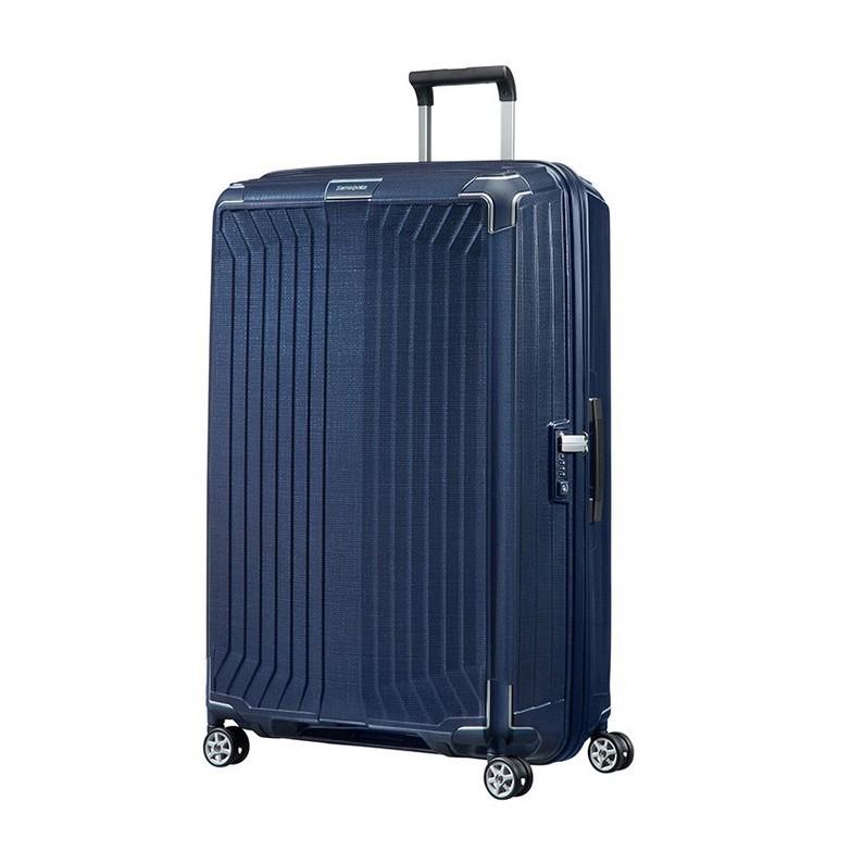 SAMSONITE กระเป๋าเดินทางล้อลาก รุ่น LITE-BOX ขนาด 30 นิ้ว HARDSIDE SPINNER 81/30 TSA LOCK