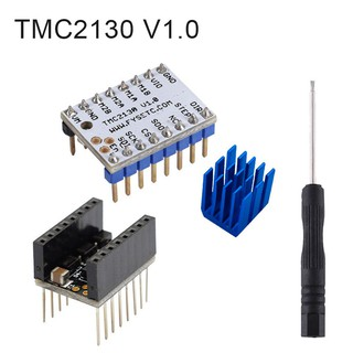 MKS Gen V1 0 Control Board with 5x TMC 2130/2208/2100 Stepper Motor Driver  Set