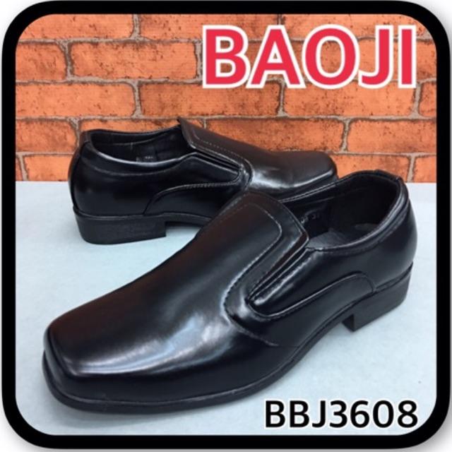 BAOJI รองเท้าคัชชูชาย รุ่น BBJ 3608