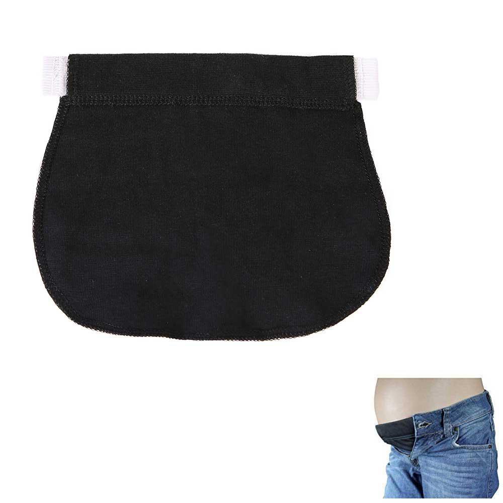 Maternity Pregnancy Waistband Belt Extender Adjustable Elastic Pants Waist Well