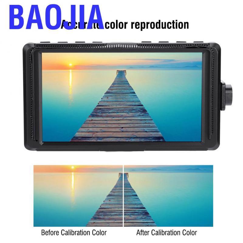 Baojia Feelworld F 5 5 นิ้ว 4 K Hdmi Full Hd 1920x1080 กล้องวิดีโอหน้าจอมอนิเตอร์ Dslr