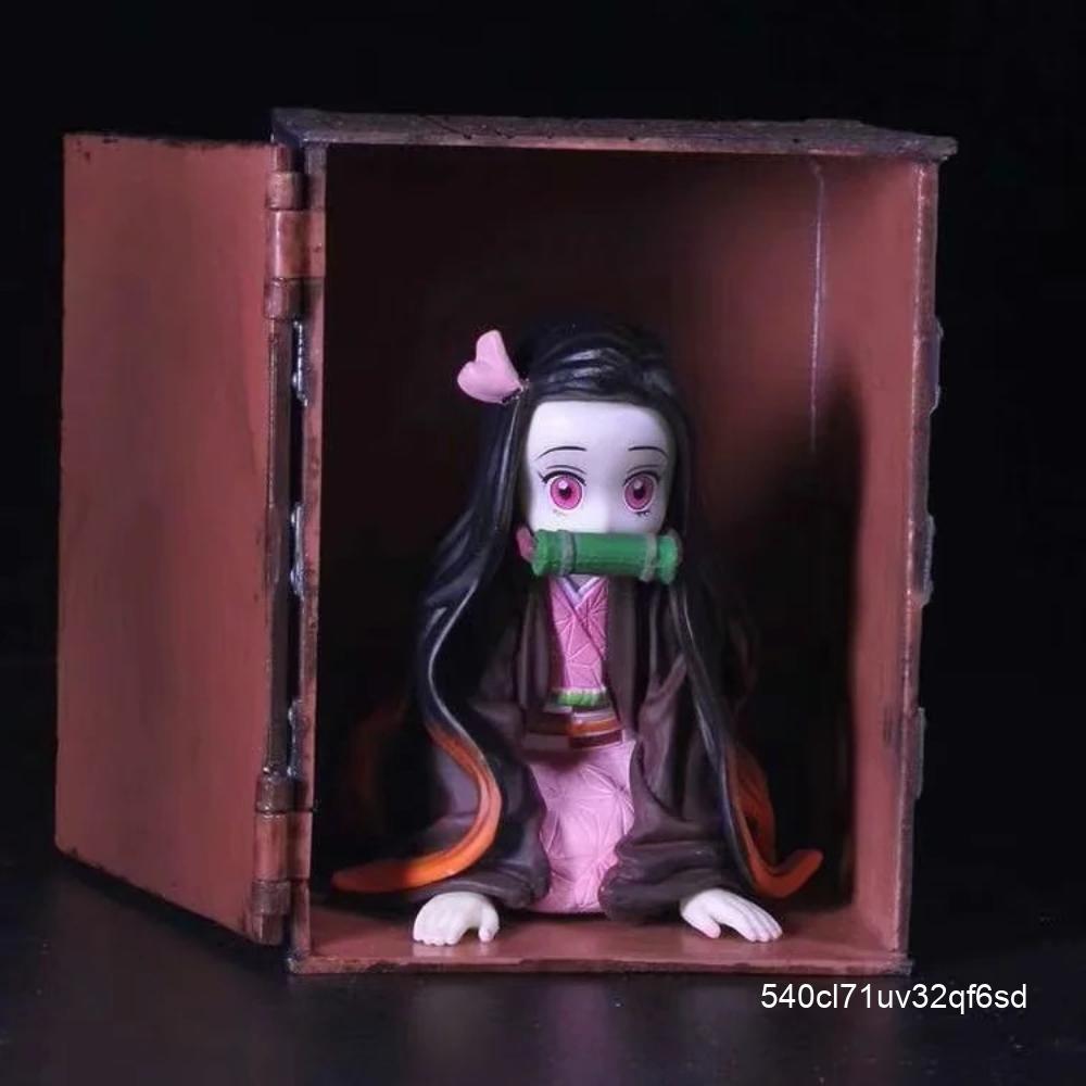 Anime Blade Demon Slayer UPArtMINI Nidouzi GK Figure Model