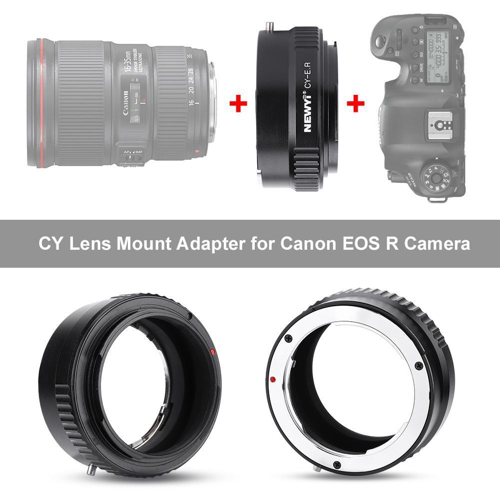 กล้อง EOS Contax CY Canon R Full Mount framemirrorless Lens