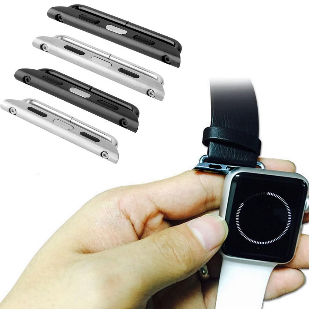 สาย applewatch สายนาฬิกา applewatch สายเปลี่ยนนาฬิกา สายเชื่อมต่อ สำหรับ Apple iWatch