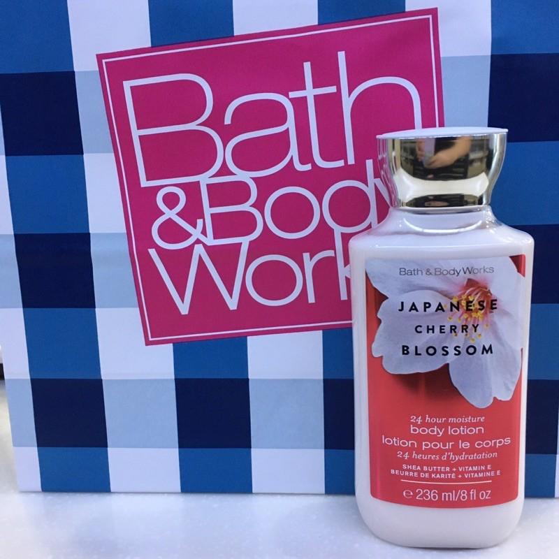 Bath and Body Work กลิ่น JAPANESE CHERRY BLOSSOM