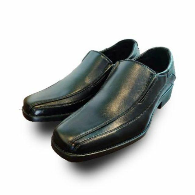 รองเท้าคัชชูผู้ชาย รองเท้าหนังผู้ชาย 🎉รองเท้าหนังดำ รองเท้าคัชชูหนังชาย  CSB   มีถึงไซส์47รองเท้าหนัง รองเท้าหนังดำ รอง