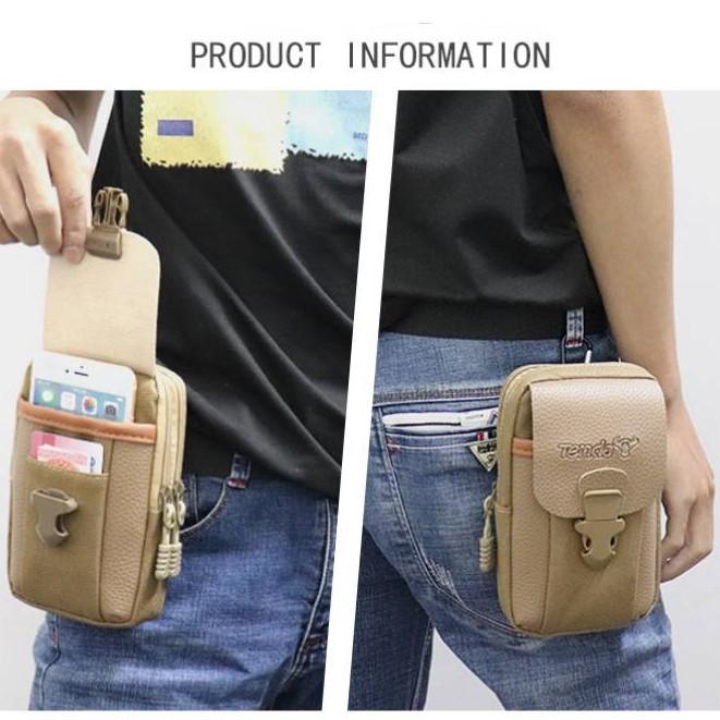 กระเป๋าเดินทางของผู้ชาย กระเป๋าคาดเอว ถุงภูเขา กระเ๋าเดินป่า กระเป๋าใบเล็ก