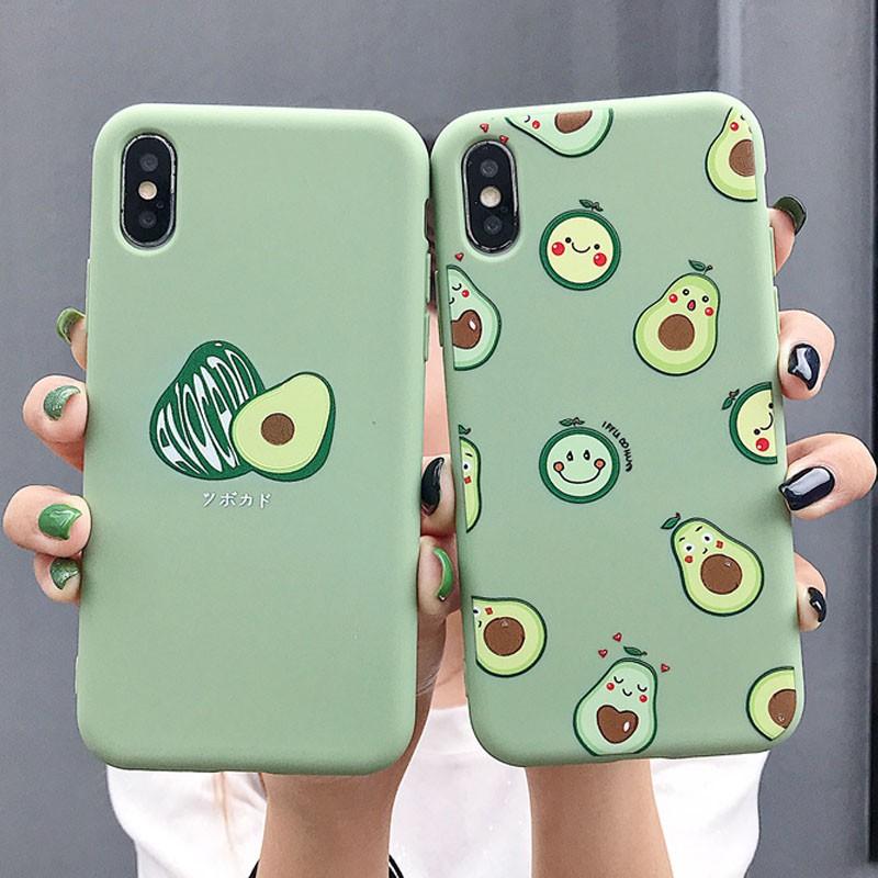 Avocado green phone soft case Samsung A8+ 2018/A8Plus 2018 A8 2018 A7 2018 A6+ 2018/A6Plus 2018 A6 2018 A9 2018 A7 2017/A720 A5 2017/A520 A3 2017/A320 J8 2018 J6 2018 J6Plus/J6+ J4 2018 J4Plus/J4+ J7Pro/J7 2017 J7Prime Note9 Note10 NOTE10Plus