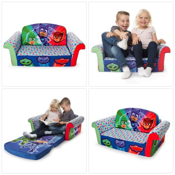 Pj Masks Flip Marshmallow Furniture