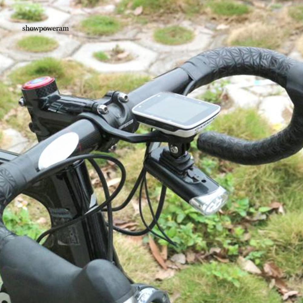 Bike Flashlight Holder Handlebar Bicycle Accessories Extender Mount Bracket SP