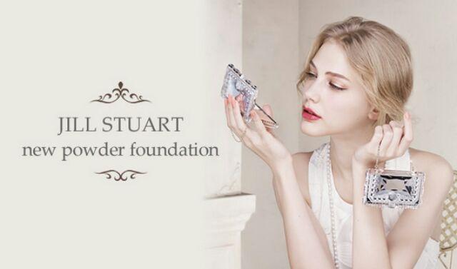 ผลการค้นหารูปภาพสำหรับ jill stuart everlasting silk powder foundation Flawless Perfection