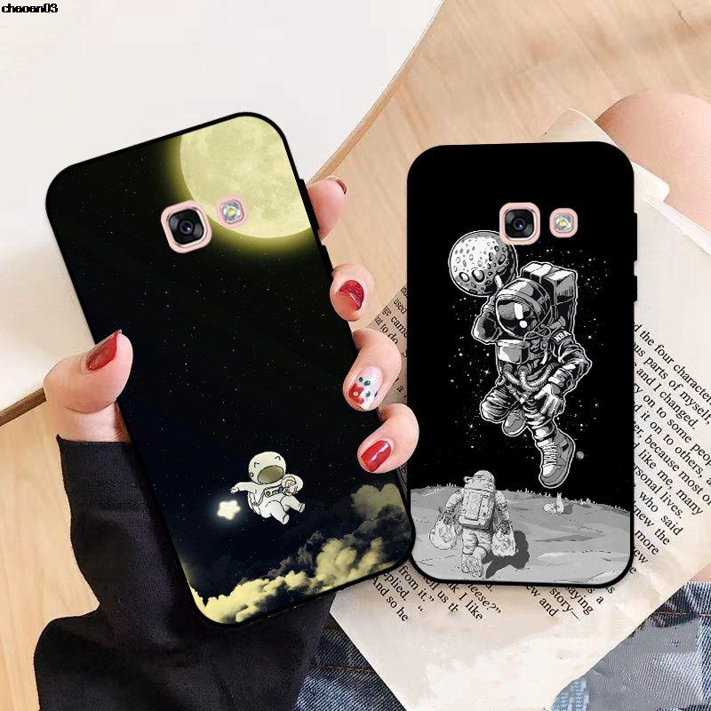 Samsung A3 A5 A6 A7 A8 A9 Pro Star Plus 2015 2016 2017 2018 HTKT Pattern-5 Silicon Case Cover