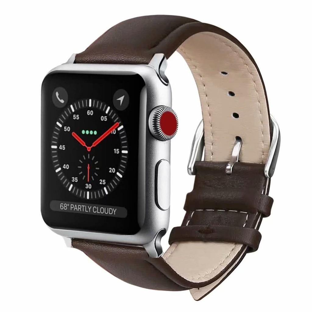 สาย applewatch สายนาฬิกา applewatch สายนาฬิกาข้อมือ Apple Watch 6 สายสําหรับ Series Se S 6 5 4 3 2 1 Band 38 / 40 mm 42