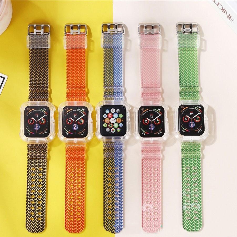 สายนาฬิกาสําหรับ Applewatch 6 Applewatch 4 / 3 Generation One - Piece