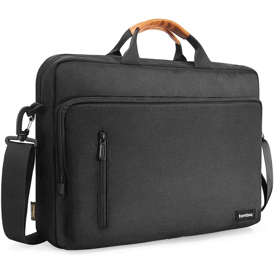 กระเป๋า Laptop / Notebook รุ่น Briefcase คุณภาพดีที่สุด ยี่ห้อ Tomtoc จากแบรนด์ AppleSheep พร้อมส่งจากไทย