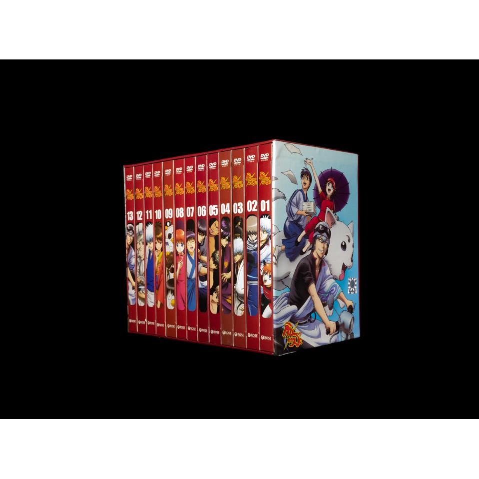 152975/DVD เรื่อง Gintama Season 5 กินทามะ ซีซั่น 5 Boxset : 13 แผ่น ตอนที่ 1-51 /2000