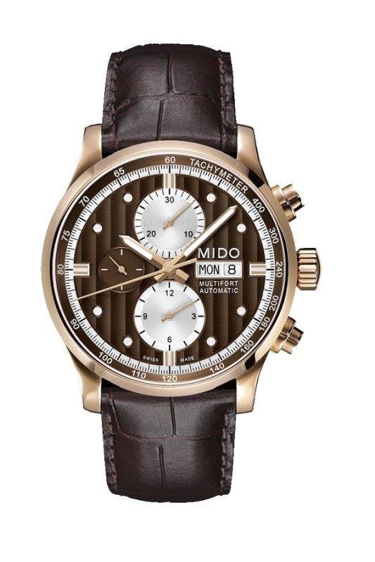 นาฬิกาMIDO MULTIFORT Chronograph Automatic รุ่น M005.614.36.291.19