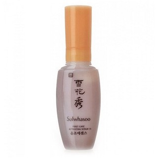 Review Sulwhasoo First Care Activating Serum EX 8ml (ขนาดทดลอง TRAVEL SIZE)