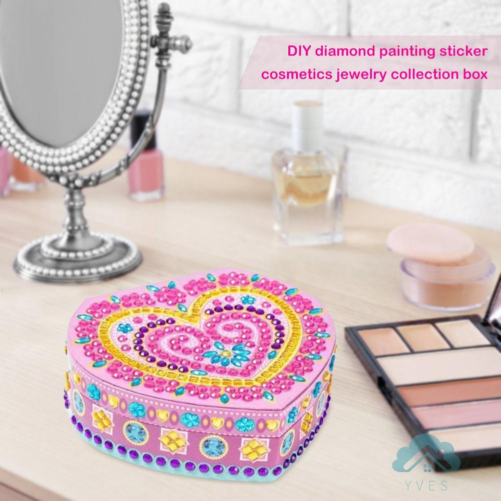 Plant 5D DIY Special Shaped Diamond Painting Cross Stitch Embroidery Toy