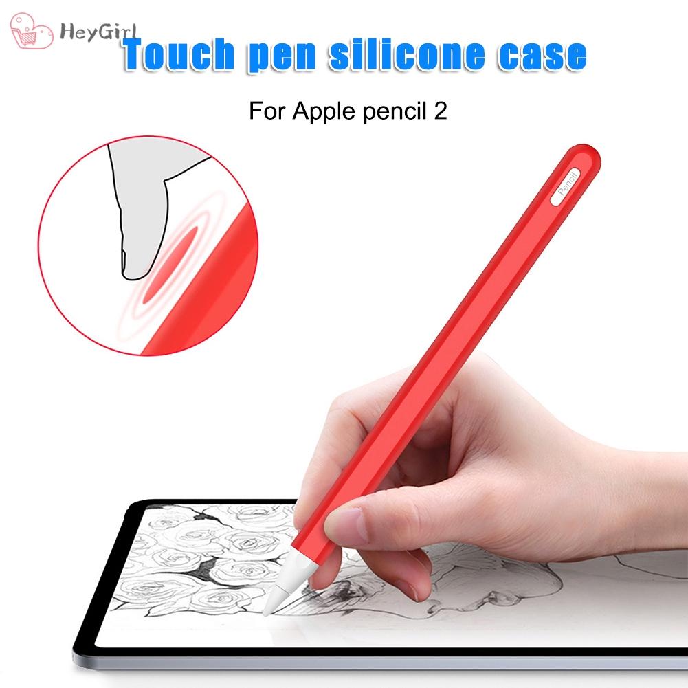 เคสซิลิโคนสําหรับ apple pencil 2